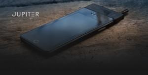 Guarda la versione ingrandita di Jupiter, lo smartphone che si crede sigaretta elettronica