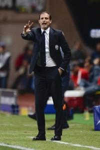 Guarda la versione ingrandita di Juventus - Roma, Allegri nella foto LaPresse