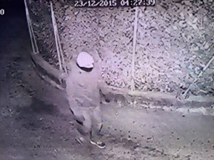 Guarda la versione ingrandita di Bolzano, mette 7 telecamere nel parcheggio e stana ladro
