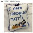 Leopoldo Mattia, l'annuncio poco prima delle 23 su Twitter con questa foto