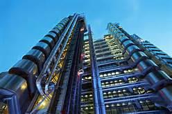 Il palazzo dei Lloyds a Londra