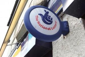 Il logo della lotteria nazionale