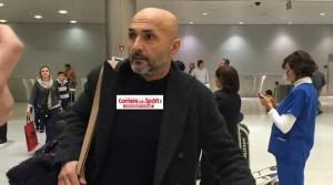 Luciano Spalletti nuovo allenatore della Roma