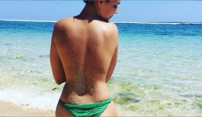 Stephanie di Monaco, topless figlia 21enne Pauline