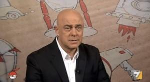 Maurizio Crozza, copertina contro statali: polemiche su Fb