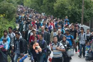 Guarda la versione ingrandita di Migranti arrivano senza donne: maschi il 73%, in Italia  90%