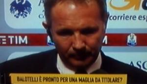 Calcio interviste tv, vaffa è regola. Pagate oro, perché?