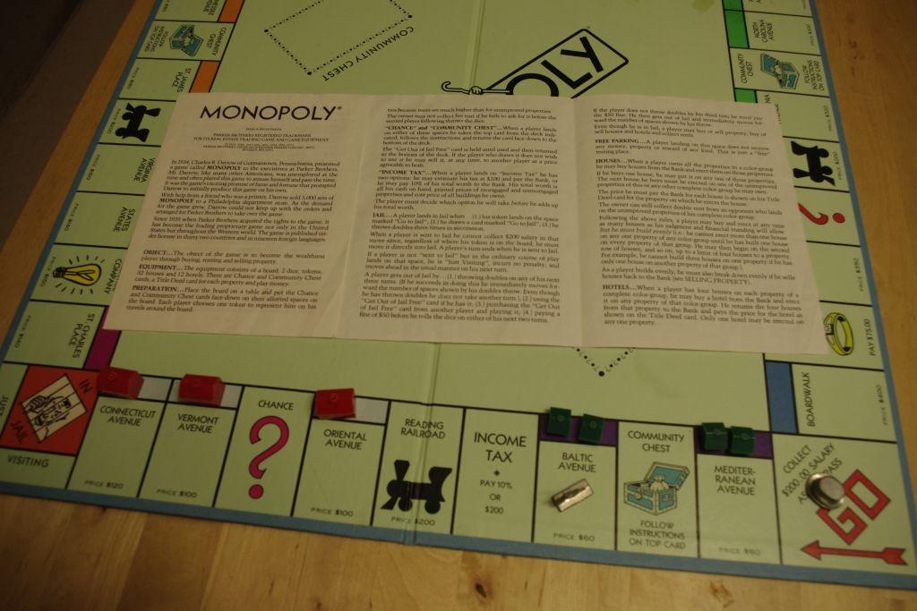Monopoli: come vincere sempre. I trucchi del gioco8