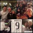 Alvaro Morata a cena con tifoso conosciuto poco prima FOTO