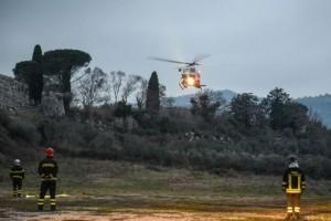 Luigi Marinelli precipita col deltaplano a Norma e muore