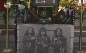 "Motorhead: Ian ""Lemmy"", funerali in diretta streaming"