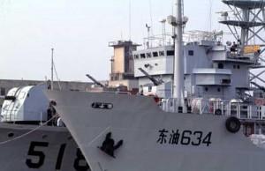 Cina, tensione in mare: nave Usa vicino alle isole contese