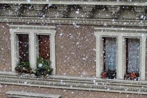 Meteo, freddo intenso e neve in pianura: inverno arrivato