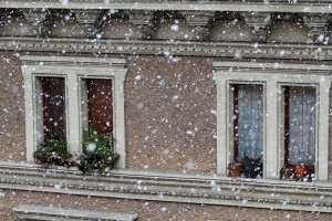YOUTUBE Neve a Roma: sui social tripudio di FOTO e VIDEO