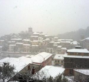 Neve in Calabria, A3 bloccata e scuole chiuse