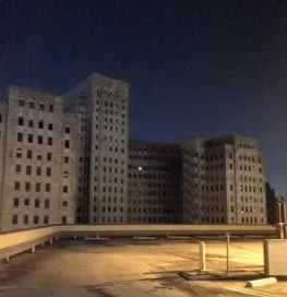 YouTube, mistero ospedale abbandonato New Orleans: luce...