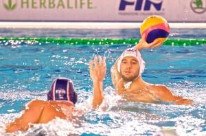 Guarda la versione ingrandita di Pallanuoto, Europei: Italia a quarti. Turchia sconfitta 16-2