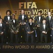 Pallone d'oro 2015 FOTO: Lionel Messi ha vinto, quinta volta
