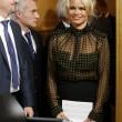 Pamela Anderson contro foie gras produttori protestano5