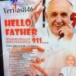 Papa Francesco sorride, il ricco lancia hambuger: è Manila..