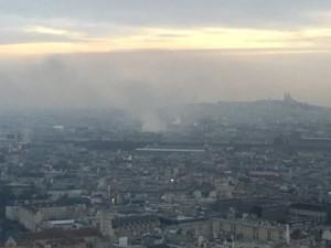 YOUTUBE Parigi: incendio Hotel Ritz, fumo in cielo FOTO