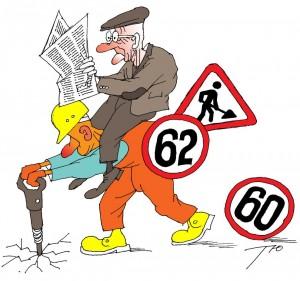 Pensioni, part time agevolato a 60 anni: 65% soldi, metà ore