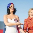 VIDEO Katy perry appoggia Hillary Clinton: FOTO su Instagram