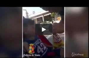Guarda la versione ingrandita di Pescara, baby gang ruba e si filma. E papà insegna...VIDEO