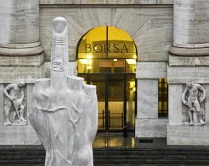 Borse. Rimbalzo banche Milano: Pil Cina in calo non spaventa