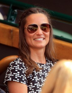"Guarda la versione ingrandita di Pippa Middleton ""innamorata"" del milionario James Matthews"