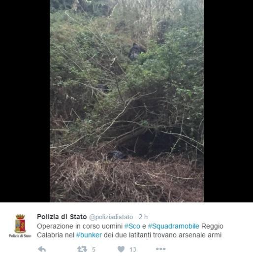 'Ndrangheta, arrestati boss latitanti: nascosti in bunker 06