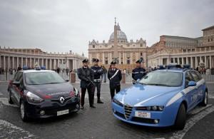 Guarda la versione ingrandita di Roma: reati in calo? No, denunce. Provate a farne una... (foto Ansa)