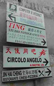 Prato, cinesi vs maghrebini: legano uno al palo e lo pestano