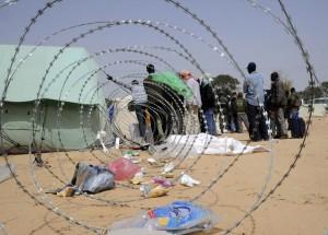 Bomba a mano contro profughi: fallito attentato Germania