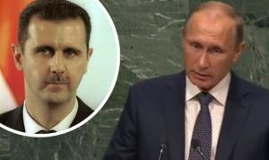 Guarda la versione ingrandita di Putin ha chiesto ad Assad di farsi da parte in Siria