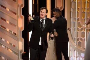 YOUTUBE Golden Globe a Morricone. Tarantino: E' come Mozart