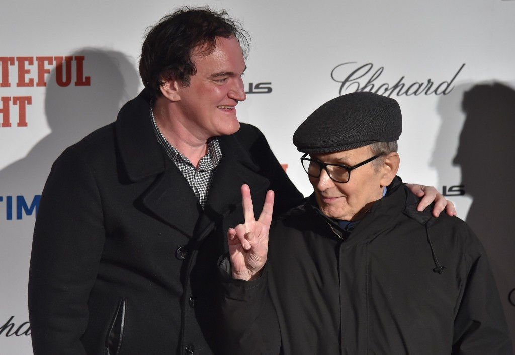 "Quentin Tarantino: ""The Hateful Eight, non volevo ma è film politico 04"