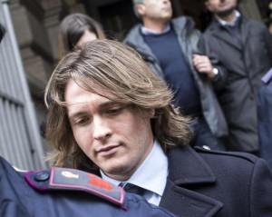 Raffaele Sollecito (foto Ansa)
