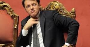 Guarda la versione ingrandita di Governo vara rimpasto: Migliore e Bianchi sottosegretari (Nella foto Matteo  Renzi)