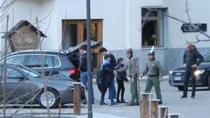 Renzi e famiglia in caserma a Courmayeur ci è arrivato con..