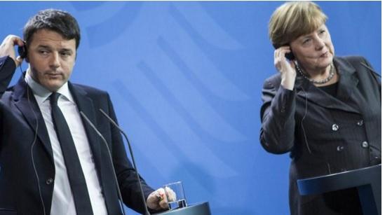 "Merkel a Renzi: ""Fai riforme giuste2"