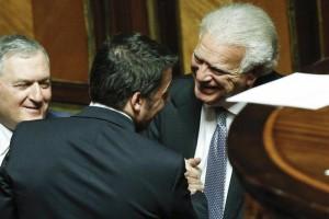 Senato, 3 vicepresidenze ai verdiniani. FI: Nuova maggioranza. Ira sinistra Pd
