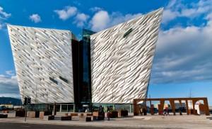 Belfast Titanic Irlanda del Nord