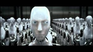 """Robot del film """"I Robot"""""""
