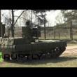 YOUTUBE Siria: robot-soldati antimina usati dalla Russia5