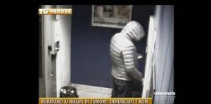 YOUTUBE Zelarino: ladri rom derubavano malati terminali