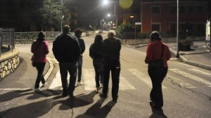 Bologna, ronde italiane anti spacciatori con mazze, spray..