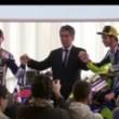 Valentino Rossi - Jorge Lorenzo: stretta di mano ma...FOTO4
