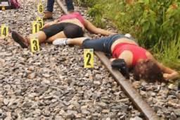 Vittime della violenza in San Salvador