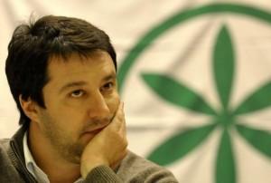 """Russia finanzia Lega? Salvini: """"E' una ca..."""""""